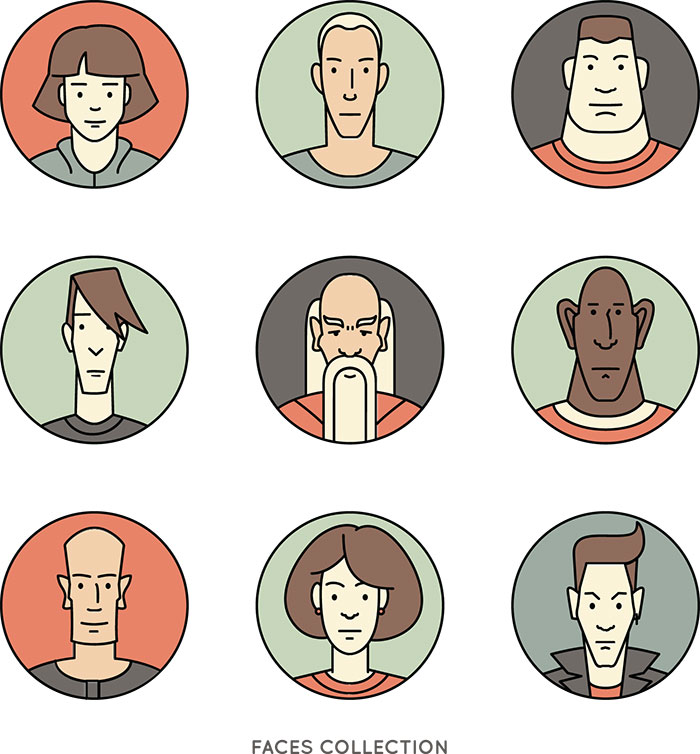user testing personas, user testing participants