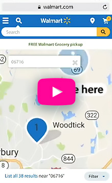 Usability Testing an Ecommerce Mobile App Map Function